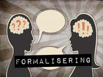 Formalisering